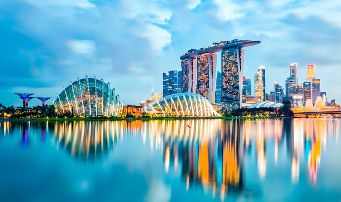 Singapore The Most Visited Destination South East Asia