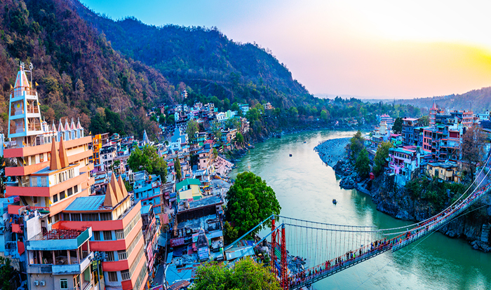 Tourist Places In Uttarakhand-Rishikesh