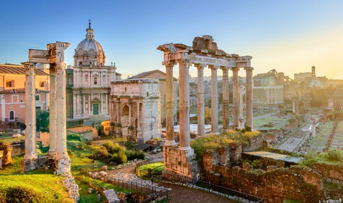 Rome-5 Best Places To Visit In Italy