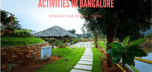 Adventure Activities in Bangalore