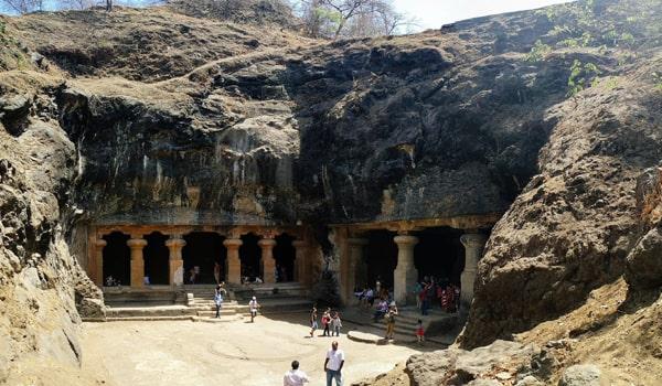 Romantic Places in Mumbai-Elephanta Caves