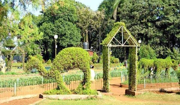 Romantic Places in Mumbai-Hanging Gardens