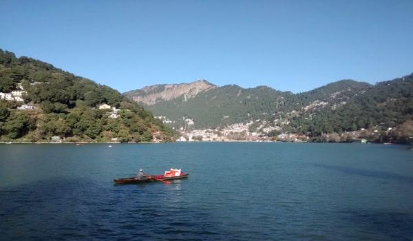 PLACES TO VISIT IN NAINITAL-Nainital Lake