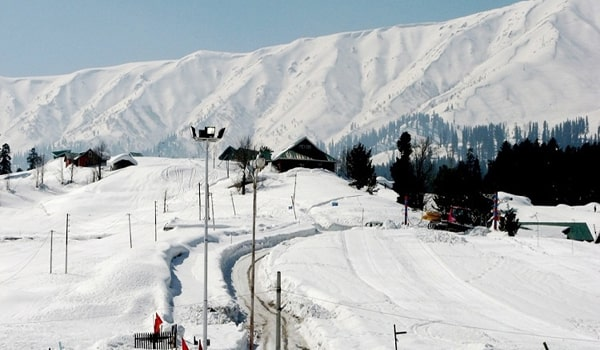 PLACES TO VISIT IN NAINITAL-Snow View