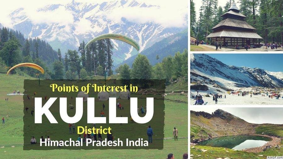 Kullu District