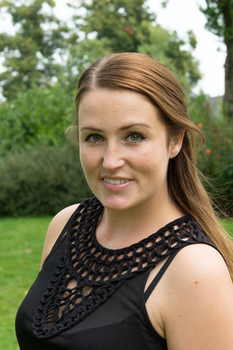 Stephanie van der Haas