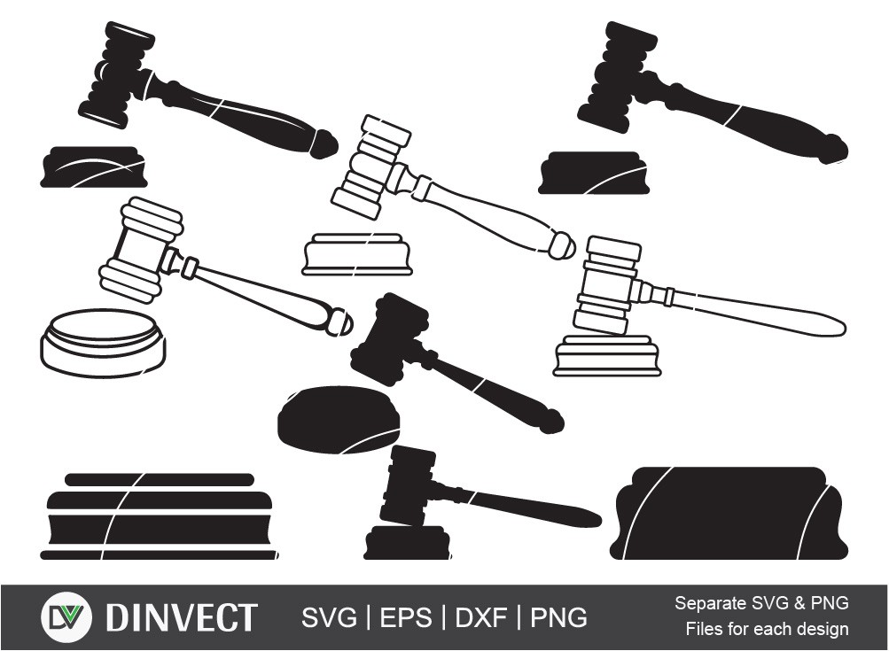 Judge gavel svg, Gavel svg, Justice svg