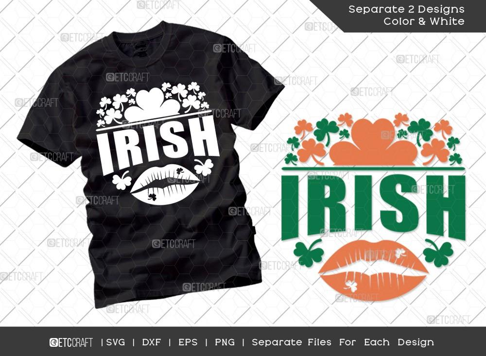 Irish SVG Cut File | St Patricks Day Svg