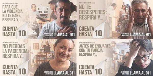 """Campaña """"Cuenta hasta 10"""" oculta gravedad de violencia contra ..."""