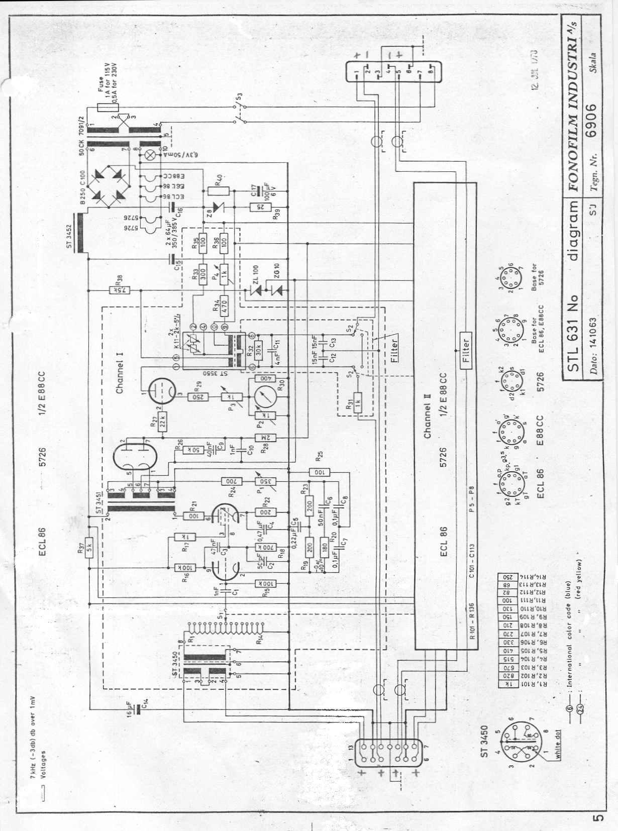 Vintage Mastering Room Build