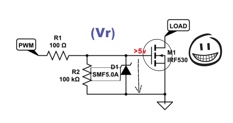 voltage regulator circuit 1