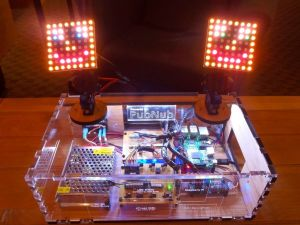 IoT Motion Controlled Servos