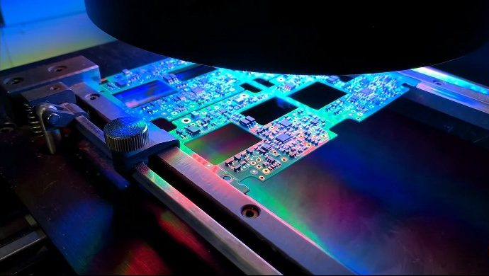 AOI Machine rainbow light for PCB Board assembly
