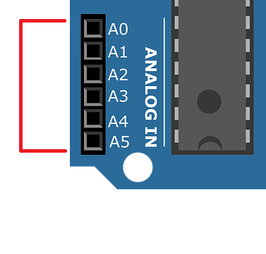 Analog Pins on Arduino UNO