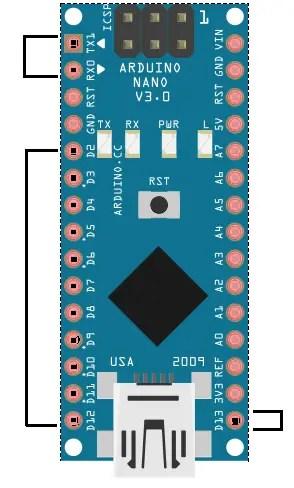 Digital Pins on Arduino Nano