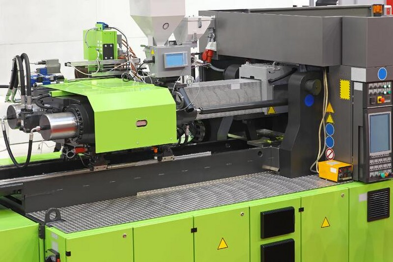 Injection molding machine for rapid prototyping