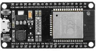 ESP32 36 Pins