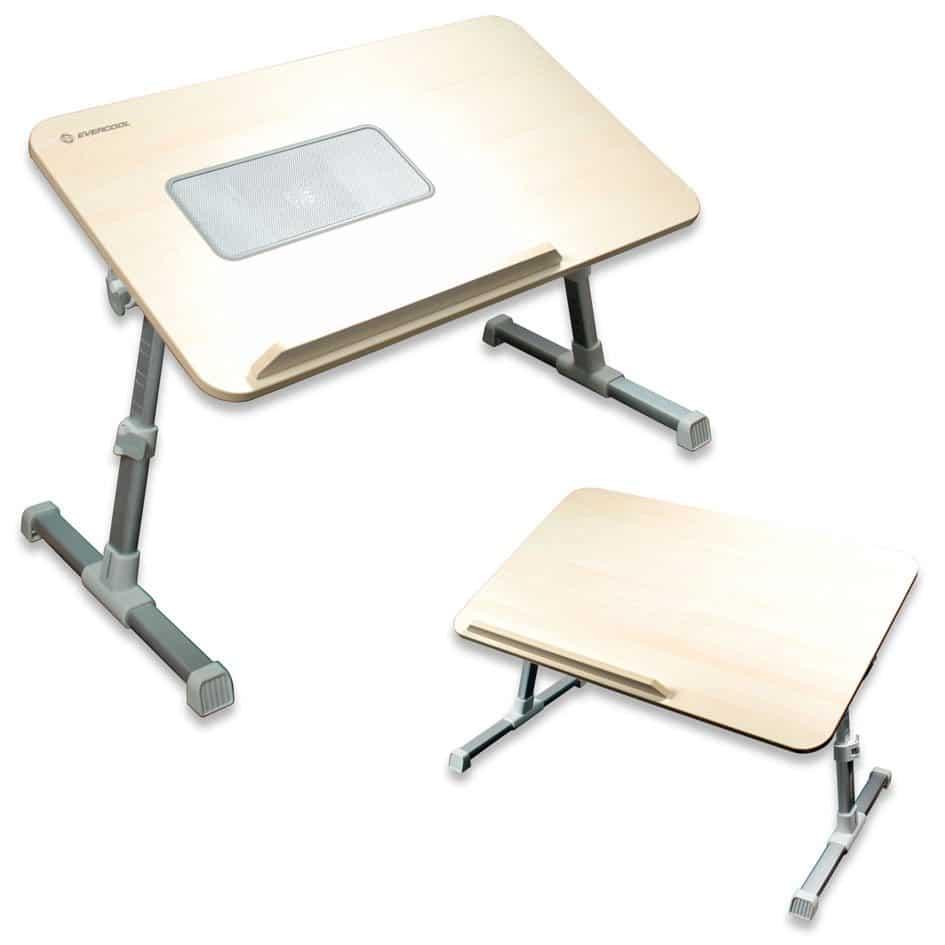 evercool introduce the yoho laptop table cooler combo eteknix
