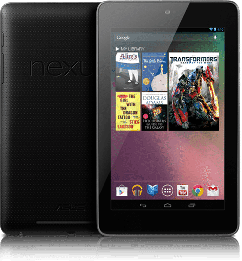 The Current Nexus 7