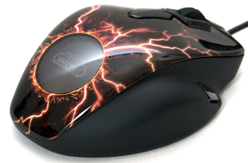 steelseries world warcraft cataclysm mmo gaming mouse software