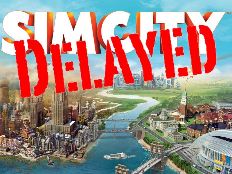 SimCity-Delayed