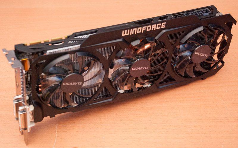 Gigabyte GTX 780 WindForce OC (9)