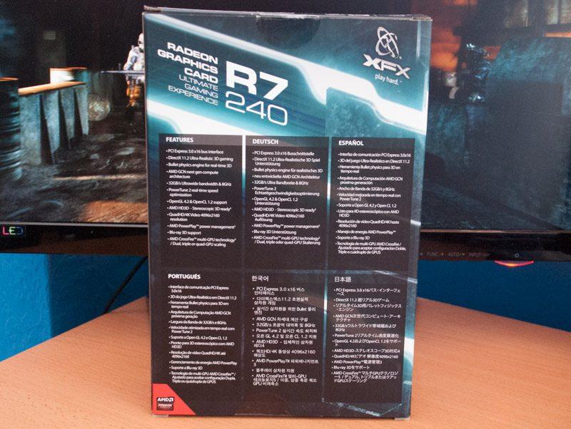 XFX R7 240 Core Edition (2)
