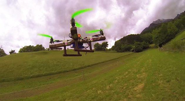 chocodrone