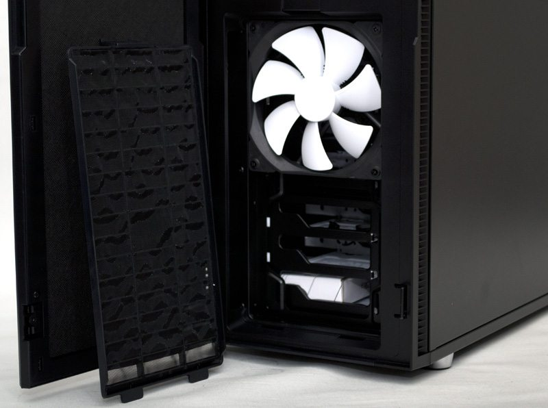 Fractal Design Define R5 Mid-Tower Chassis Review - eTeknix