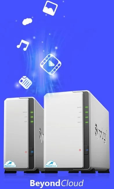 Synology-BeyondCloud-NAS