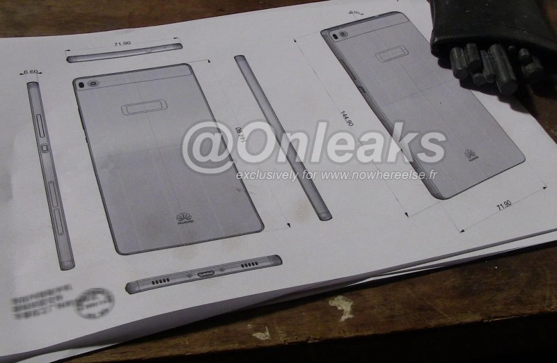 Leaked-Huawei-P8-schematic