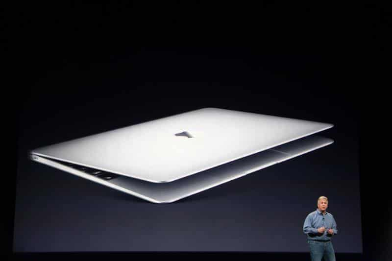 New Gold Macbook 6