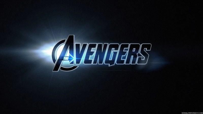 The-Avengers-Logo-Wallpaper