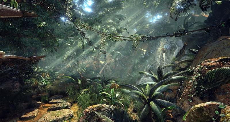 Unreal-Engine-4-Quixel's-Jungle-Environment-6