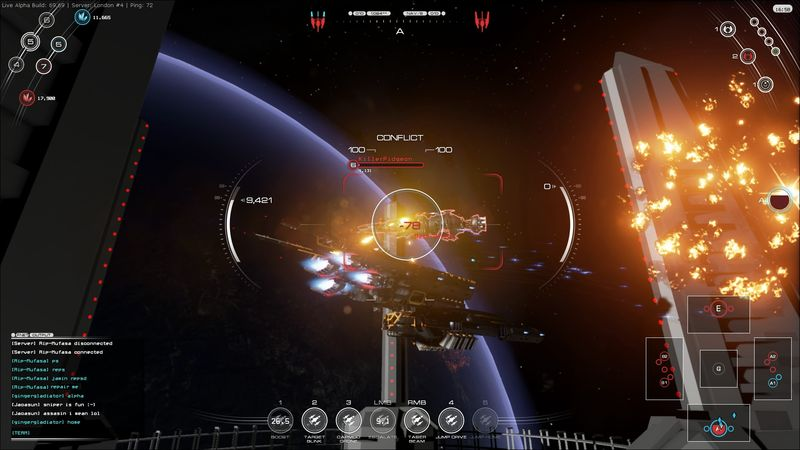 Fractured Space 1