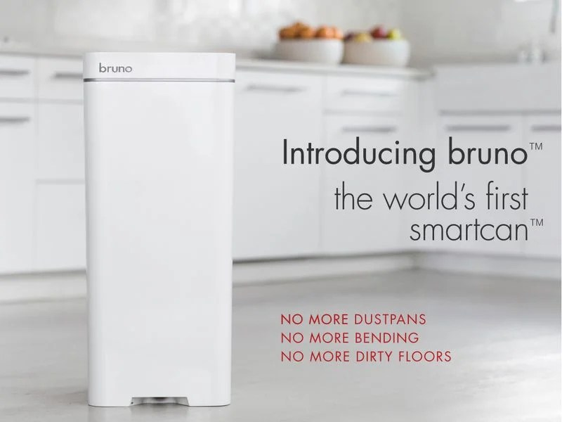 Bruno smart trash 1