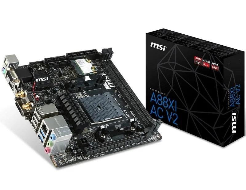 MSI board