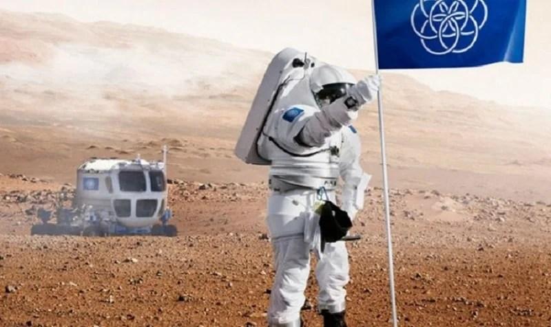earth flag 1