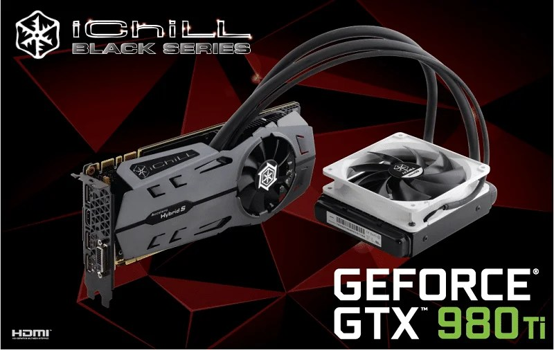 Inno3D GTX 980Ti iChill Black Graphics Card Review