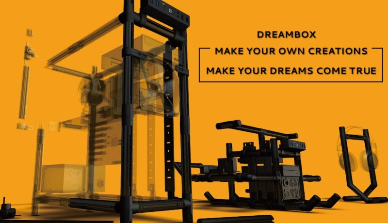 aerocool dream box chassis featured