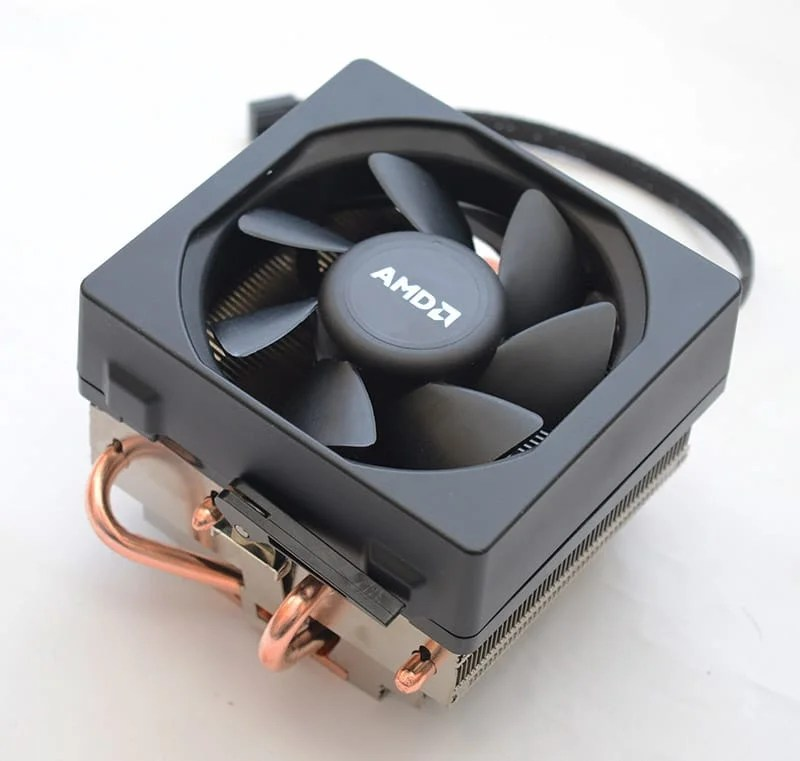 AMD Wraith CPU Cooler (FX-8350) Review