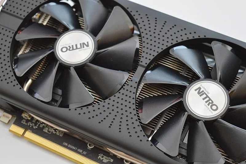 Sapphire AMD RX 470 Crossfire Graphics Card Review