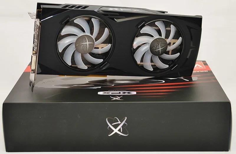 XFX RX 480 GTR Black Edition