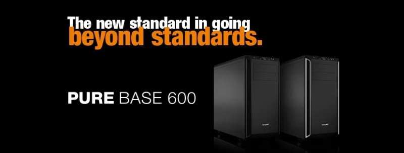 be quiet! Pure Base 600 Mid-Tower Chassis Review