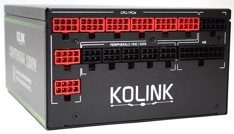 Kolink Continuum 1200W Platinum Power Supply Review