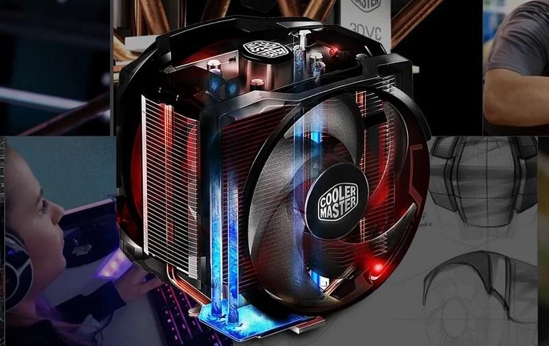 Cooler Master MasterAir Maker 8 CPU Cooler Review
