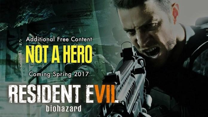 Resident Evil 7 Biohazard Dev Team Apologizes For Not A Hero Dlc Delay Eteknix