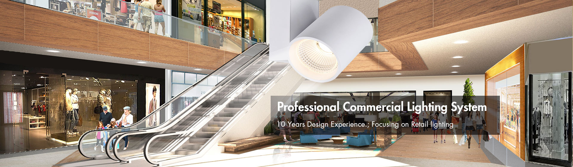 products led downlight led linear light