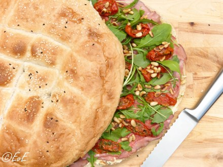 belegd turks brood
