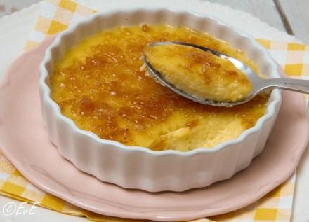 recept creme brulee